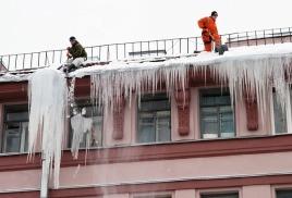 Борьба со снегом методом промальпа